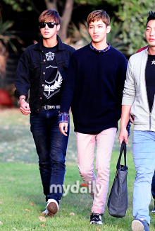 A lovely group, TVXQ no.2-釜山2