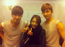 A lovely group, TVXQ no.2