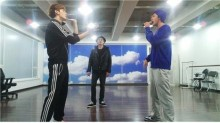 A lovely group, TVXQ no.2-練習