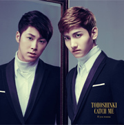 A lovely group, TVXQ no.2-CD+DVD