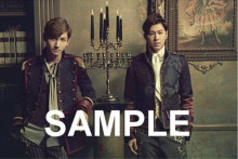 A lovely group, TVXQ no.2-下敷き