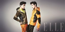 A lovely group, TVXQ no.2-elle2