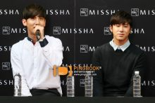 A lovely group, TVXQ no.2-タイ1