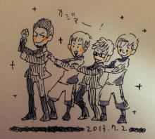 A lovely group, TVXQ no.2-オリラジケチミ