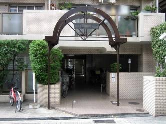 コスモ阿倍野丸山通外観2