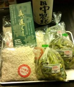 20121022丹波黒枝豆&米こうじ