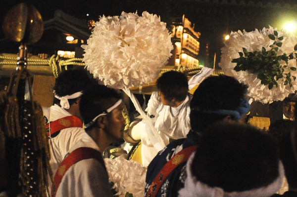 貴布禰神社夏季大祭 尼崎だんじり祭り  辰巳太鼓会宮入