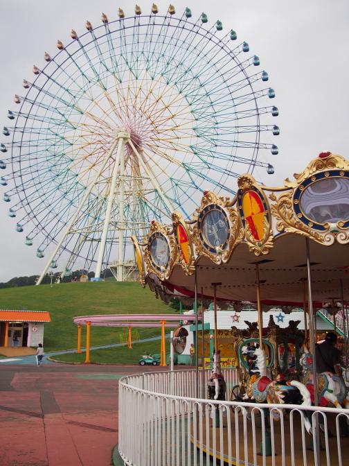 北海道最大の大観覧車