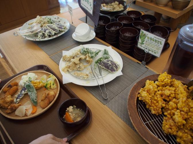 天ぷら・かき揚げ