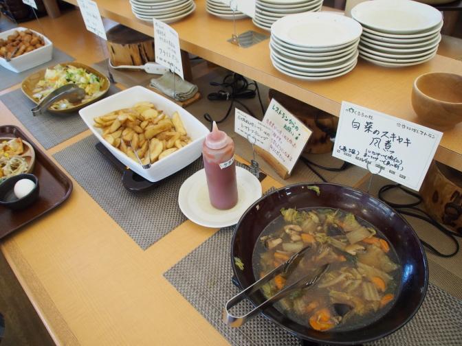 白菜のスキヤキ風煮