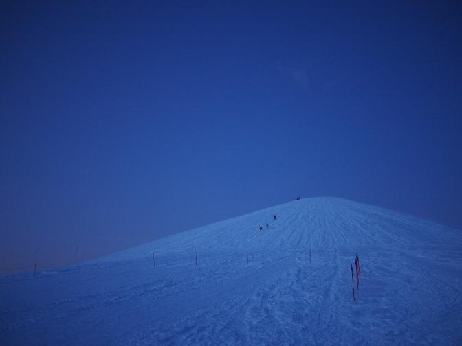 モエレ山(標高62m)