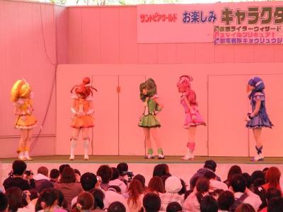 20130504キャラクターショー2