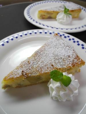 20130620バナナチーズケーキ2