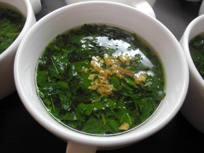 20130629モロヘイヤスープ