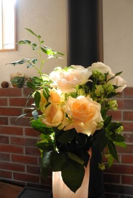 20130701バラの花束