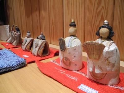 20140203陶器ひな人形1
