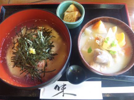 川越豆腐屋定食