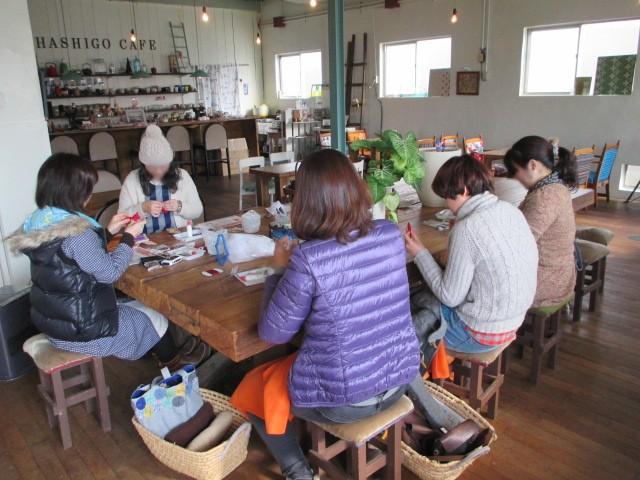 2014.1.14 HashigoCafe