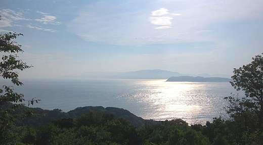 加太の海と友が島
