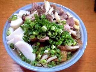 20120916日の出製麺所うどん(その1)