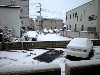20121208雪景色(その1)