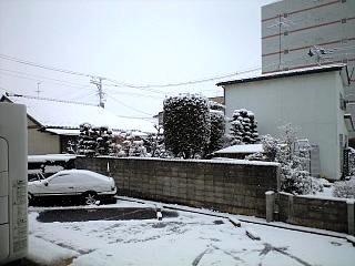 20121208雪景色(その2)
