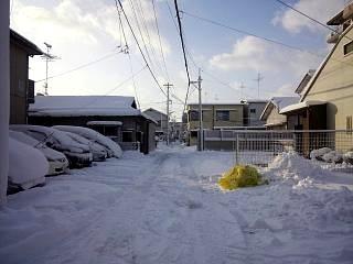 20130115雪景色(その1)