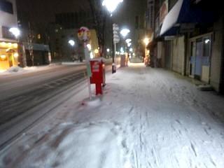 20130125雪景色