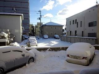 20130127雪景色(その1)