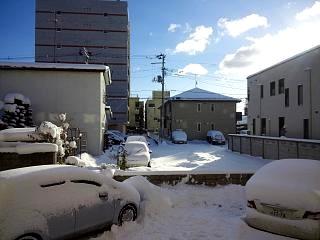 20130127雪景色(その2)