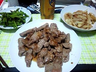 20130624夕飯