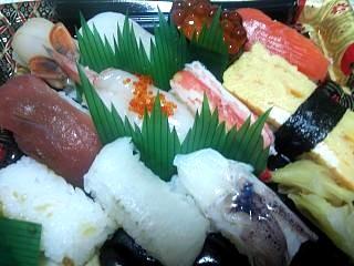 20130803握り寿司