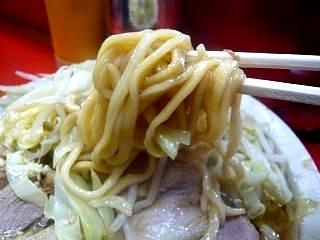 20120915ラーメン二郎三田本店(その8)
