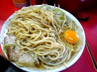 20120915ラーメン二郎三田本店(その11)