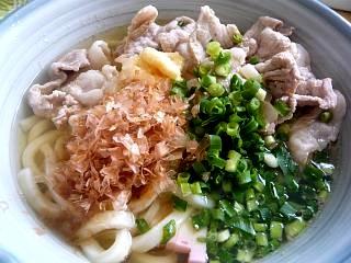 20121109肉うどん