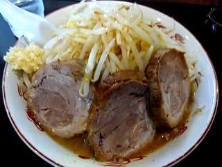 20121111麺家大須賀(その2)