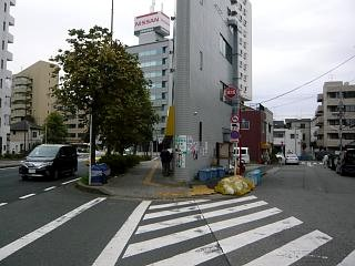 20121124ラーメン二郎三田本店(その1)
