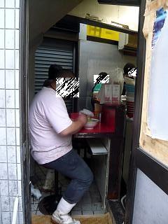 20121124ラーメン二郎三田本店(その2)