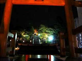 20121126宇都宮夜景(その1)