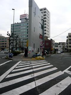 20121215ラーメン二郎三田本店(その1)