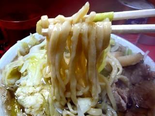 20121215ラーメン二郎三田本店(その7)