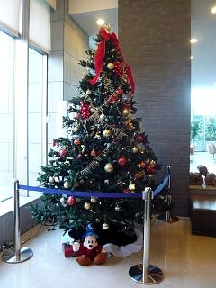 20121216クリスマスツリー