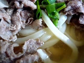 20130127日の出製麺所うどん(その4)