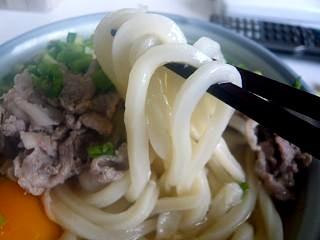 20130127日の出製麺所うどん(その5)
