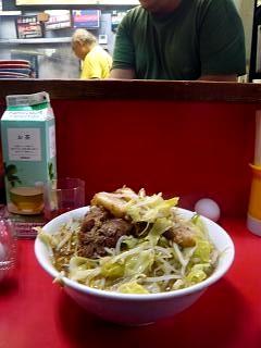 20130216ラーメン二郎三田本店(その3)