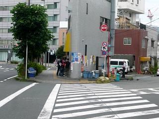 20130706ラーメン二郎三田本店(その1)