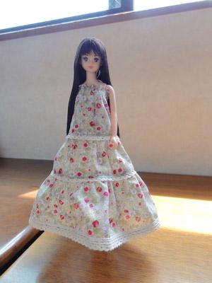 ちひろ・サマードレス1