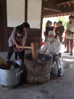 平成25年大正餅 餅つき会2