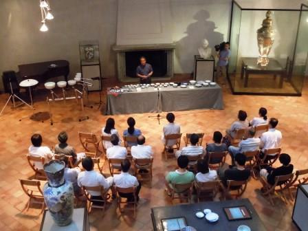 チャイナ・オン・ザ・パーク碗琴コンサート2(2013-08-04)