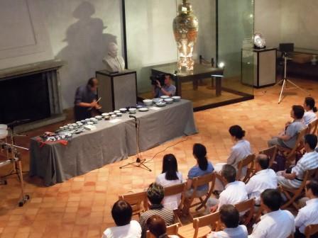 チャイナ・オン・ザ・パーク碗琴コンサート3(2013-08-04)